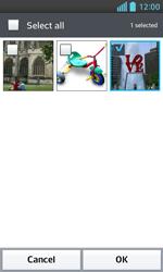 LG E460 Optimus L5 II - MMS - Sending pictures - Step 15