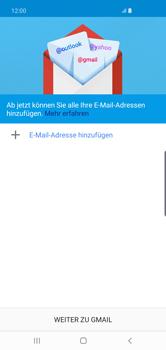 Samsung Galaxy S10 Plus - E-Mail - Konto einrichten (gmail) - Schritt 6
