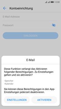 Huawei Mate 9 Pro - E-Mail - Konto einrichten - 1 / 1