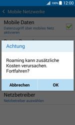 Samsung Galaxy Core Prime - Ausland - Im Ausland surfen – Datenroaming - 2 / 2