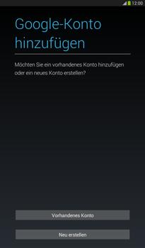 Samsung T211 Galaxy Tab 3 7-0 - Apps - Konto anlegen und einrichten - Schritt 4