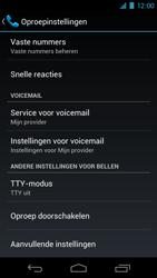 Samsung I9250 Galaxy Nexus - Voicemail - Handmatig instellen - Stap 5