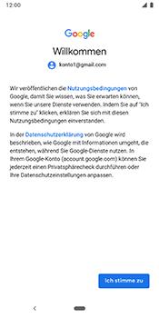 Google Pixel 3 - E-Mail - Konto einrichten (gmail) - Schritt 10