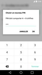 LG G5 - Sécuriser votre mobile - Personnaliser le code PIN de votre carte SIM - Étape 10