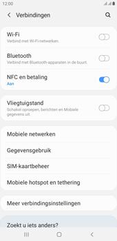 Samsung Galaxy J4 Plus - Internet - Stel mobiele hotspot in - Stap 5