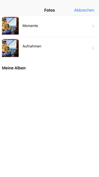 Apple iPhone 6 Plus - iOS 12 - MMS - Erstellen und senden - Schritt 12