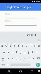 Motorola Moto G 3rd Gen. (2015) - Apps - Konto anlegen und einrichten - Schritt 6