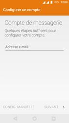 Wiko U-Feel Lite - E-mail - Configuration manuelle (outlook) - Étape 9