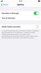 Apple iPhone 6s - iOS 14 - Internet et roaming de données - Désactivation du roaming de données - Étape 5