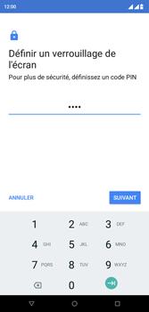 Wiko View 2 Plus - Sécurité - activéz le code PIN de l'appareil - Étape 9