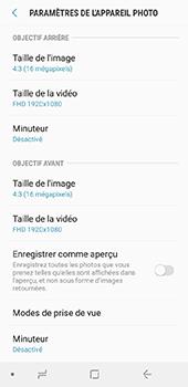 Samsung Galaxy A6 - Photos, vidéos, musique - Prendre une photo - Étape 9