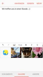Samsung J510 Galaxy J5 (2016) - E-Mail - E-Mail versenden - Schritt 12