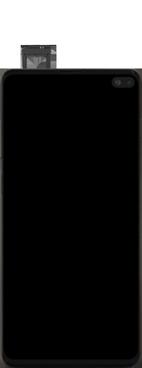 Samsung galaxy-s10-plus-dual-sim-sm-g975f - Instellingen aanpassen - SIM-Kaart plaatsen - Stap 5