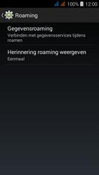 Acer Liquid Z520 - Internet - dataroaming uitschakelen - Stap 6