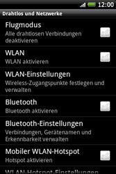 HTC Wildfire S - WLAN - Manuelle Konfiguration - 3 / 3