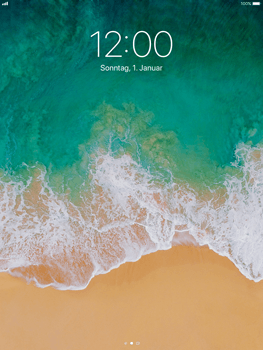 Apple iPad mini 2 iOS 11 - Gerät - Einen Soft-Reset durchführen - Schritt 4