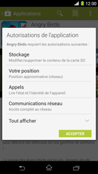 Sony Xperia Z1 - Applications - Installation d