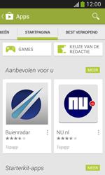 Samsung I8200N Galaxy S III Mini VE - Applicaties - Downloaden - Stap 5