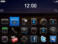 BlackBerry 9780 Bold - E-mail - hoe te versturen - Stap 3