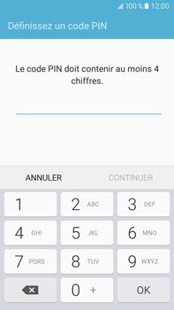 Samsung Samsung Galaxy J7 (2016) - Sécuriser votre mobile - Activer le code de verrouillage - Étape 7