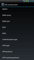 HTC Desire 516 - Internet - Manual configuration - Step 12
