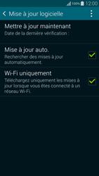 Samsung G850F Galaxy Alpha - Logiciels - Installation de mises à jour - Étape 7
