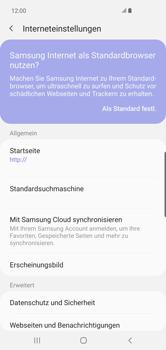 Samsung Galaxy S10 Plus - Internet - Manuelle Konfiguration - 26 / 39