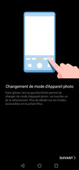 Huawei P Smart (2019) - Photos, vidéos, musique - Créer une vidéo - Étape 3
