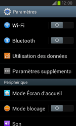 Samsung I9105P Galaxy S II Plus - Bluetooth - connexion Bluetooth - Étape 6
