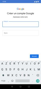OnePlus 7 - Applications - Créer un compte - Étape 7