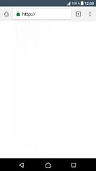 Sony Xperia XA1 - internet - hoe te internetten - stap 5