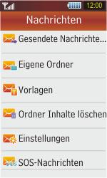 Samsung Star - E-Mail - Konto einrichten - 2 / 2