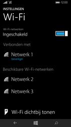 Microsoft Lumia 535 - WiFi - Verbinden met een netwerk - Stap 8