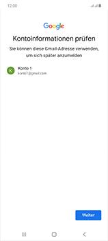 Samsung Galaxy Note 20 5G - Apps - Einrichten des App Stores - Schritt 15