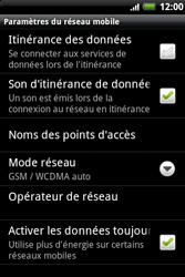 HTC A510e Wildfire S - Internet - Configuration manuelle - Étape 6