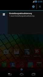 Motorola RAZR i - MMS - Automatische Konfiguration - 1 / 1