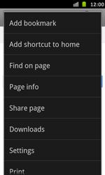 Samsung Galaxy S Advance - Internet and data roaming - Manual configuration - Step 20