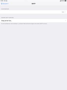 Apple ipad-air-10-5-inch-2019-model-a2123 - E-mail - Handmatig instellen - Stap 18