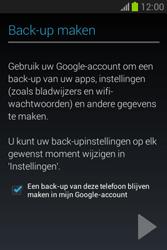 Samsung S6790 Galaxy Fame Lite - apps - account instellen - stap 25