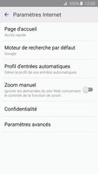 Samsung Galaxy A5 (2016) (A510F) - Internet et roaming de données - Configuration manuelle - Étape 22