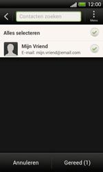 HTC C525u One SV - E-mail - e-mail versturen - Stap 7