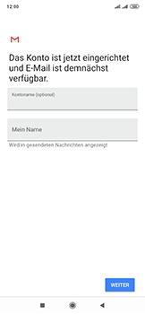 Xiaomi Mi Mix 3 5G - E-Mail - Manuelle Konfiguration - Schritt 21