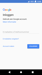 Sony xperia-xa1-g3121-android-oreo - Applicaties - Account aanmaken - Stap 4