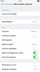 Apple iPhone 6 iOS 8 - E-Mail - 032b. Email wizard - Yahoo - Schritt 5