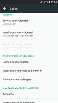 HTC HTC Desire 825 - Voicemail - handmatig instellen - Stap 6