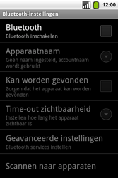 Alcatel OT-991 Smart - bluetooth - aanzetten - stap 6