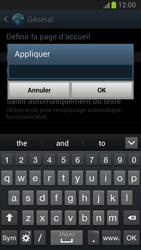 Samsung N7100 Galaxy Note II - Internet - configuration manuelle - Étape 23
