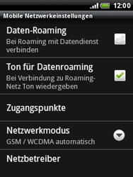HTC Wildfire - MMS - Manuelle Konfiguration - 3 / 3