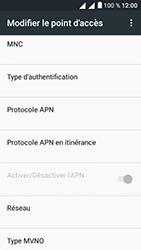 Alcatel U5 - Premiers pas - Configurer l