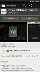 HTC One X - Applicazioni - Installazione delle applicazioni - Fase 11